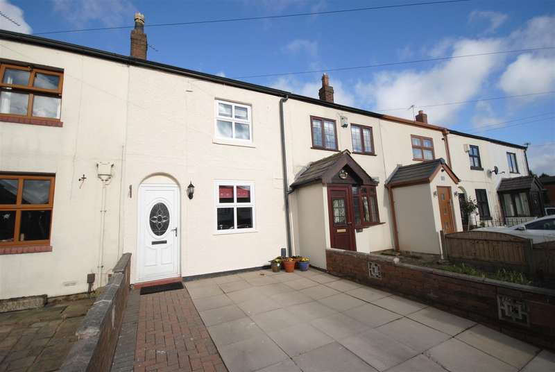 2 Bedrooms Terraced House for sale in Bolton Road, Aspull, Wigan