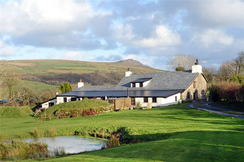 8 Bedrooms Detached House for sale in Tregynon, Gwaun Valley, Nr Fishguard, Pembrokeshire