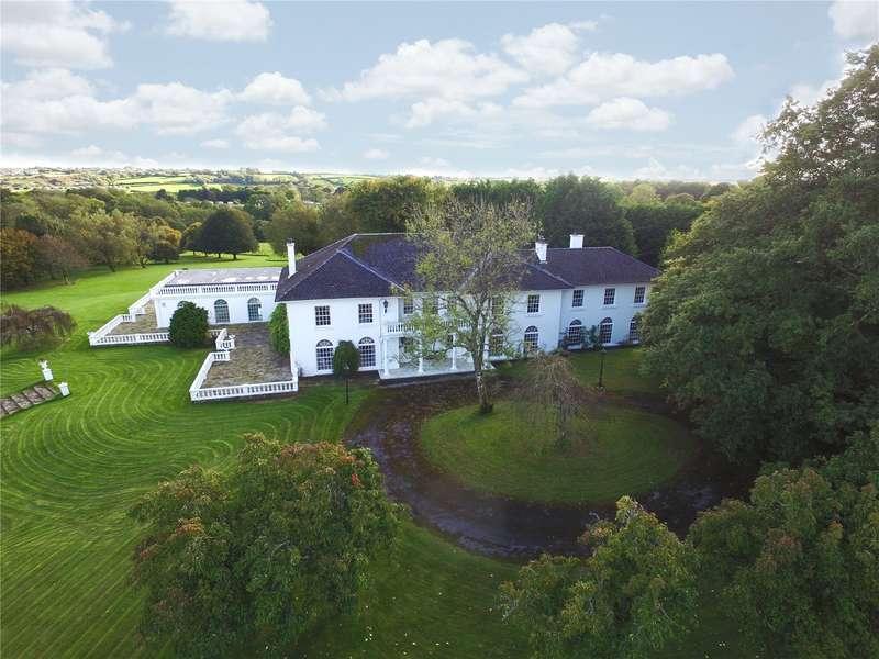 5 Bedrooms Detached House for sale in Bonvilles Court, Saundersfoot, Pembrokeshire
