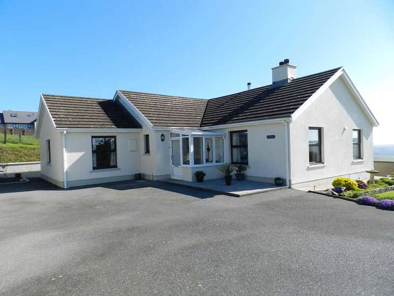 4 Bedrooms Detached Bungalow for sale in Preseli View, Mathry, Haverfordwest, Pembrokeshire