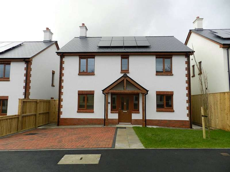 4 Bedrooms Detached House for sale in Plot 5, Phase 2, The Picton, Ashford Park, Crundale