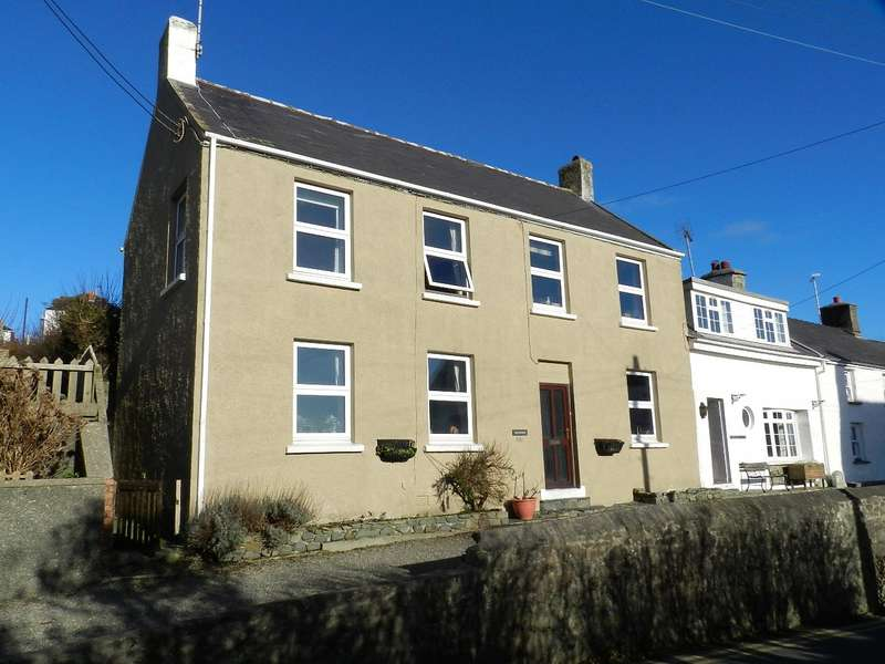 3 Bedrooms End Of Terrace House for sale in Seaward, High Street, Solva, Haverfordwest