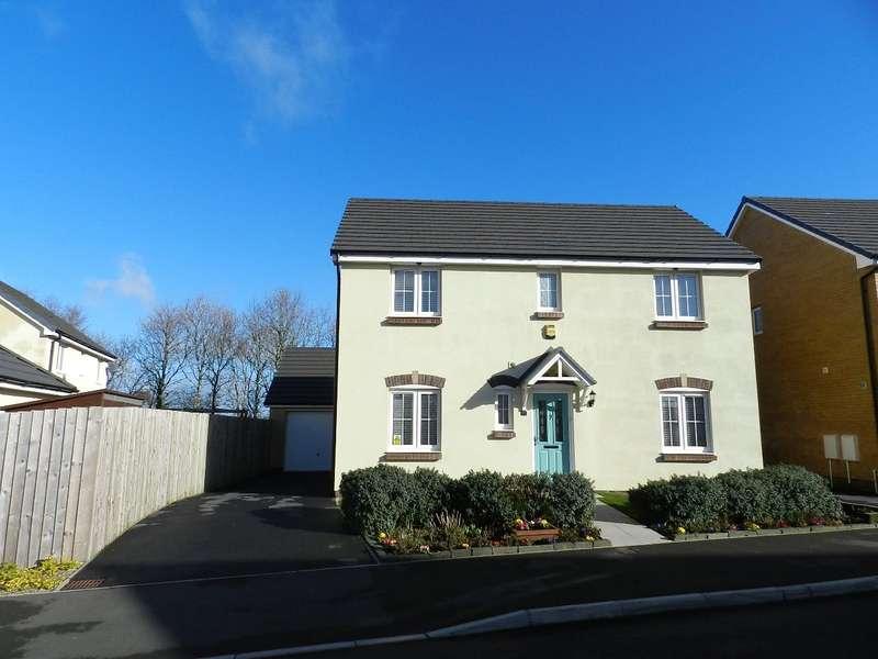 4 Bedrooms Detached House for sale in Castleton Grove, Haverfordwest, Pembrokeshire