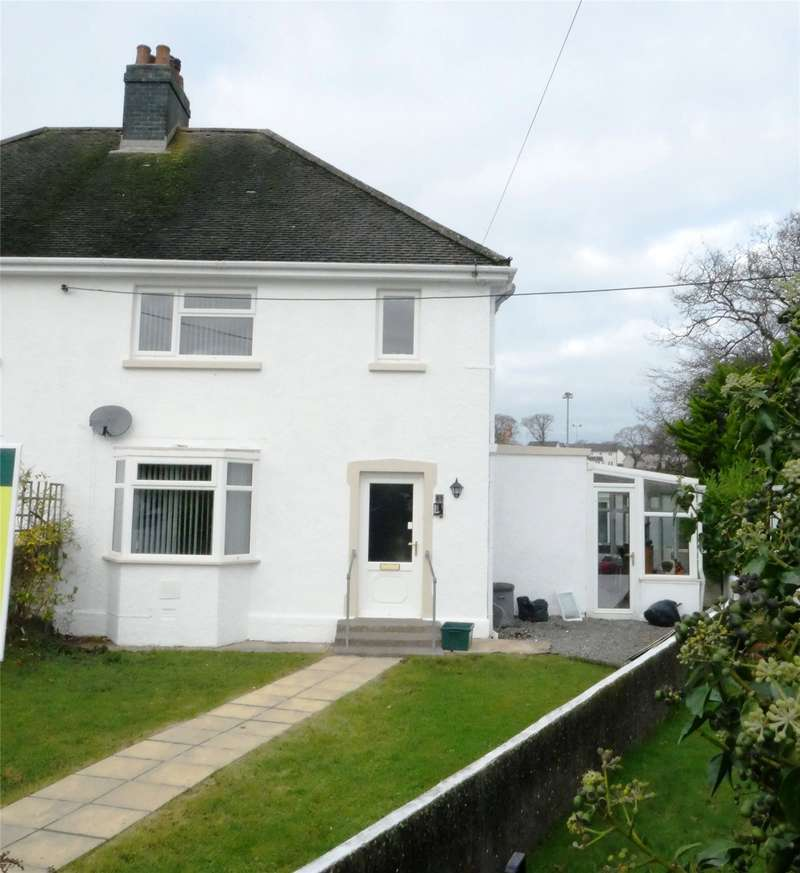 3 Bedrooms Semi Detached House for sale in The Crescent, Narberth, Pembrokeshire