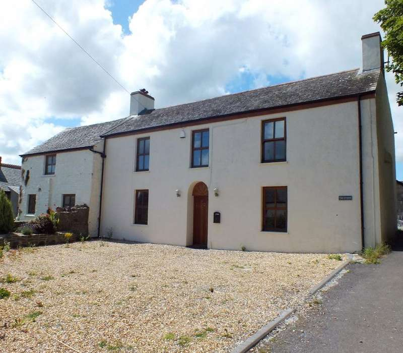 3 Bedrooms Detached House for sale in The Stores, St. Florence, Tenby, Pembrokeshire