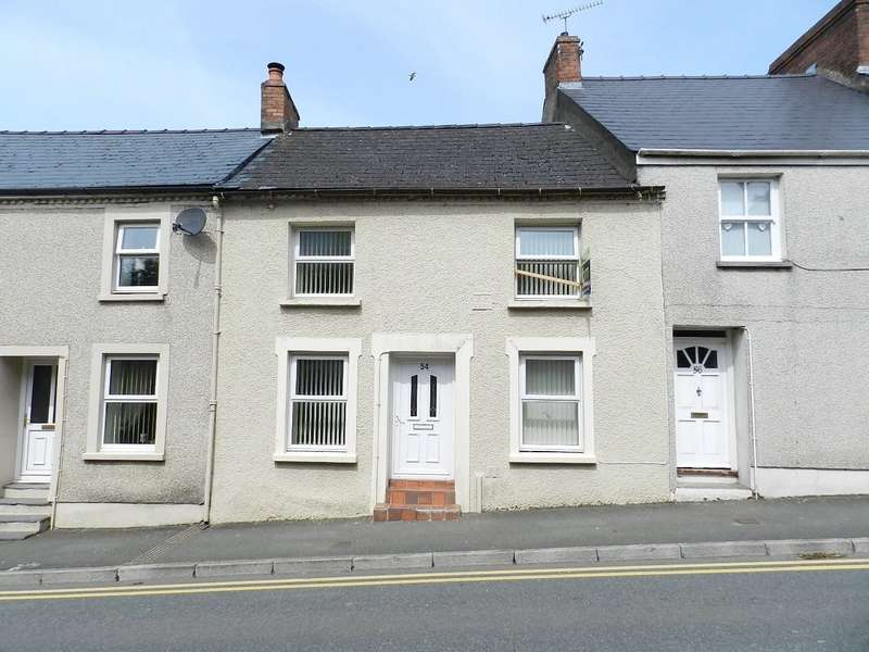 3 Bedrooms Terraced House for sale in Prendergast, Haverfordwest, Pembrokeshire