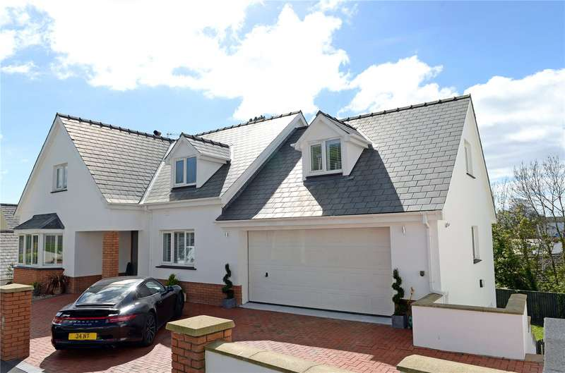 6 Bedrooms Detached House for sale in Haytor Gardens, Tenby, Pembrokeshire