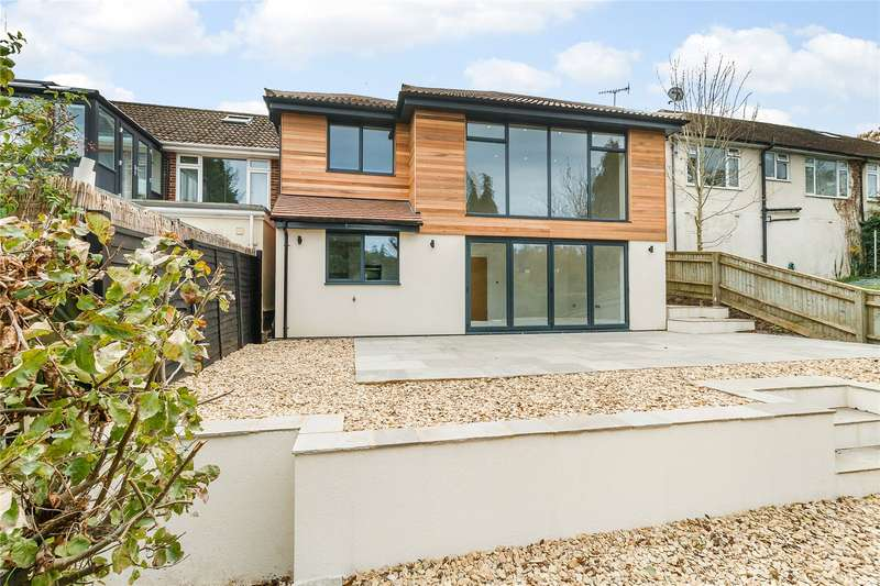 4 Bedrooms Semi Detached House for sale in Greys Road, Henley-on-Thames, Oxfordshire, RG9