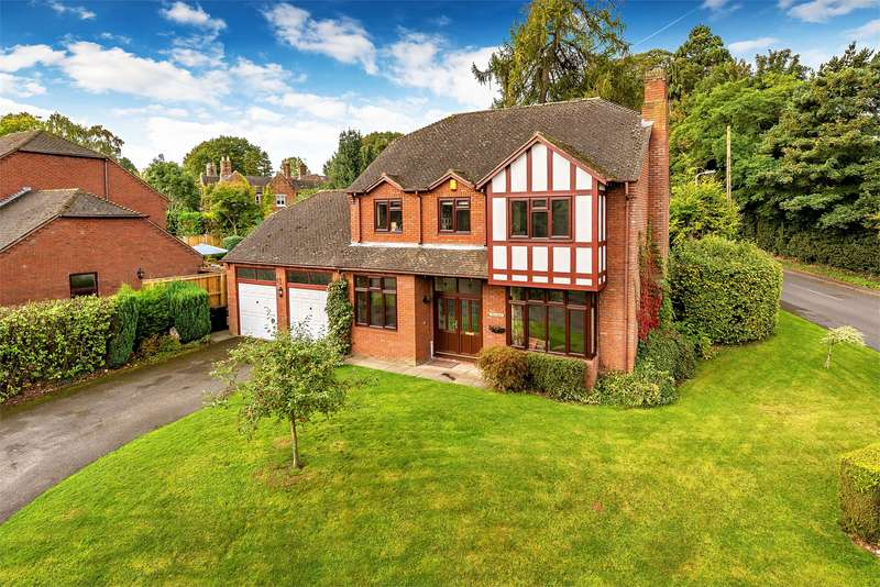 4 Bedrooms Detached House for sale in 12 Fells Orchard, Oldbury, Bridgnorth, Shropshire, WV16