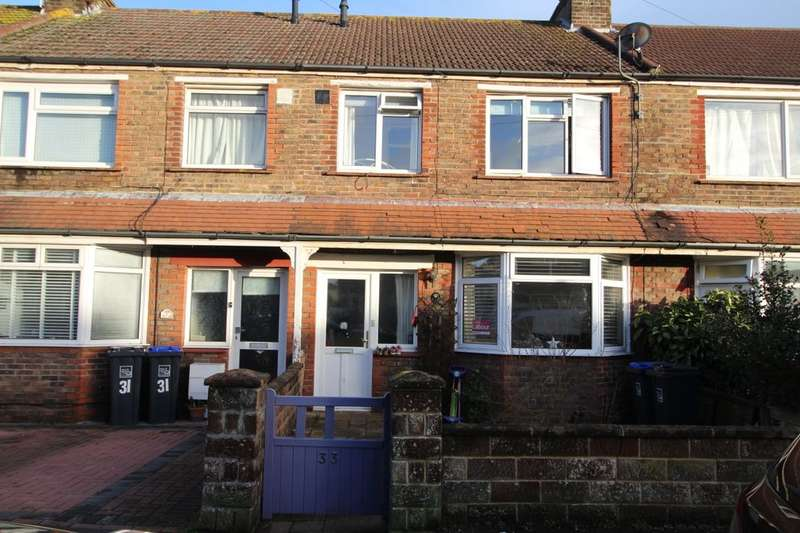 3 Bedrooms Detached House for sale in Bruce Avenue, Worthing, BN11