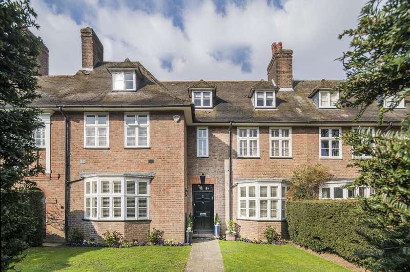 6 Bedrooms House for sale in Reynolds Close, Hampstead Garden Suburb