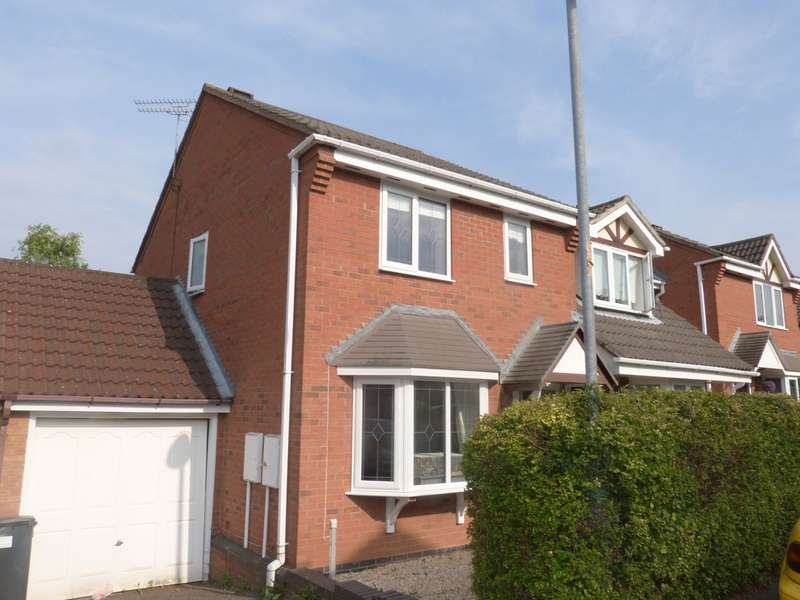 3 Bedrooms Semi Detached House for sale in Damaskfield, Worcester WR4