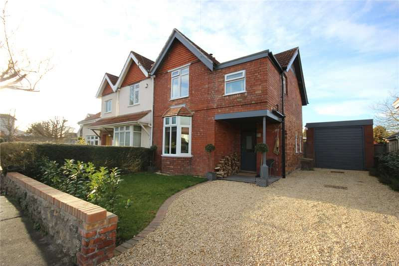 3 Bedrooms Detached House for sale in Rayleigh Road Stoke Bishop Bristol BS9