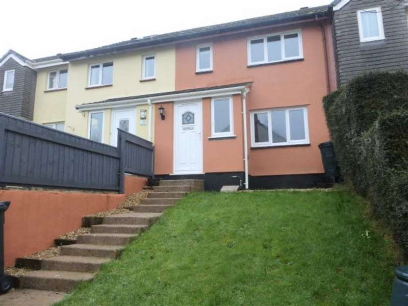 3 Bedrooms Semi Detached House for rent in Hermitage Road, Dartmouth, Dartmouth, TQ6
