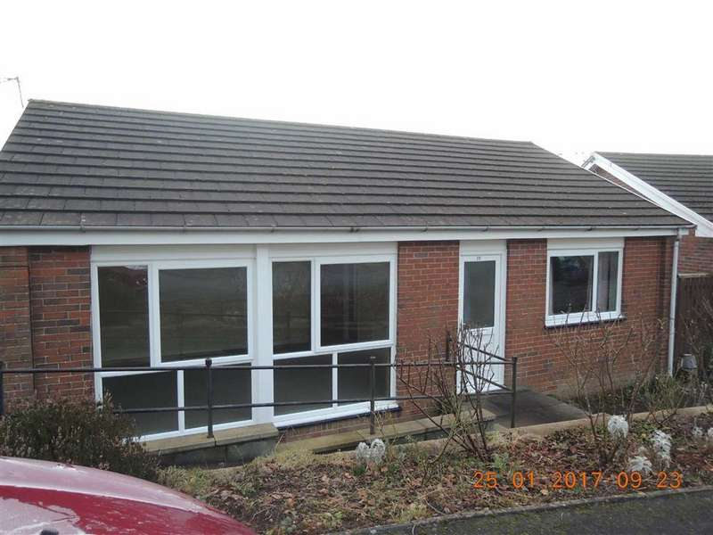 3 Bedrooms Detached Bungalow for rent in 29, Tanyrallt, Llanidloes, Powys, SY18