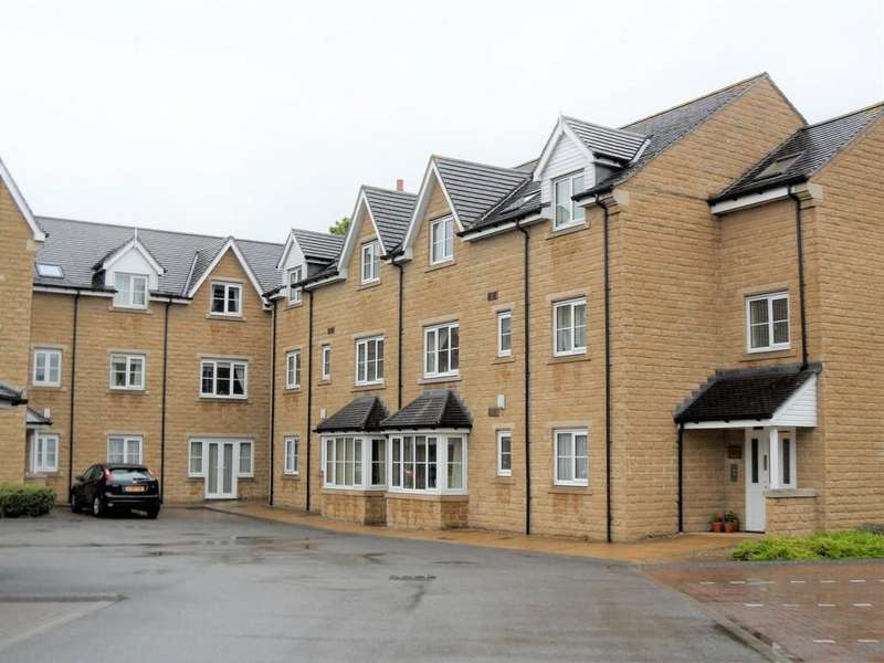 3 Bedrooms Apartment Flat for rent in 15 Farriers Court, Wetherby LS22 6AE