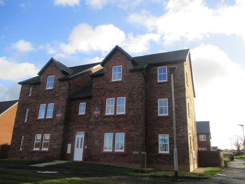 2 Bedrooms Ground Flat for rent in Haydock Drive, The Ridings, Carlisle