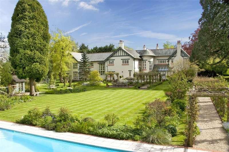 6 Bedrooms Detached House for sale in Speen Lane, Speen, Newbury, Berkshire