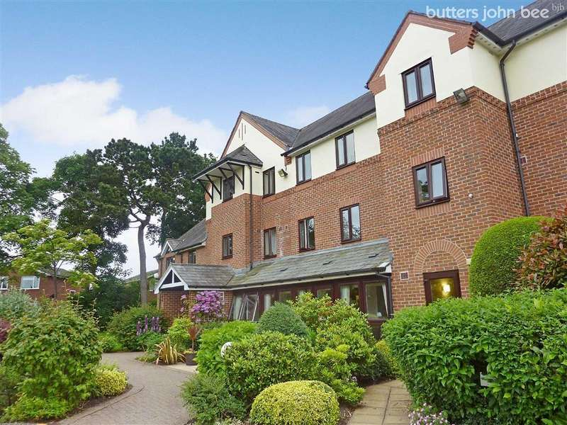 1 Bedroom Retirement Property for sale in Cromwell Court, Beam Street, Nantwich