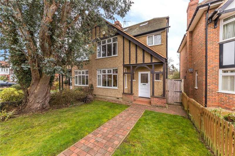 4 Bedrooms Semi Detached House for sale in Hamilton Road, St. Albans, Hertfordshire