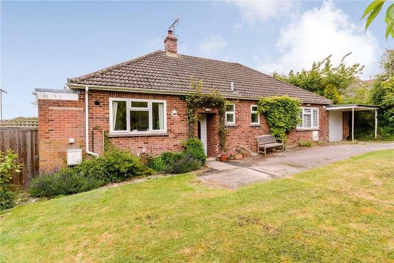 3 Bedrooms Detached Bungalow for sale in Manton Hollow, Manton, Marlborough, Wiltshire, SN8