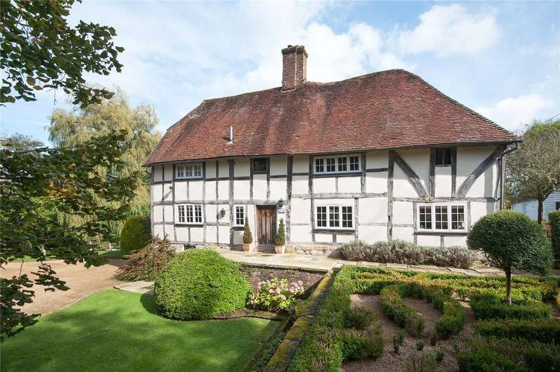 5 Bedrooms Detached House for sale in Hastingford Lane, Hadlow Down, East Sussex