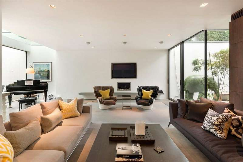 5 Bedrooms House for sale in Portland Road, Holland Park, London