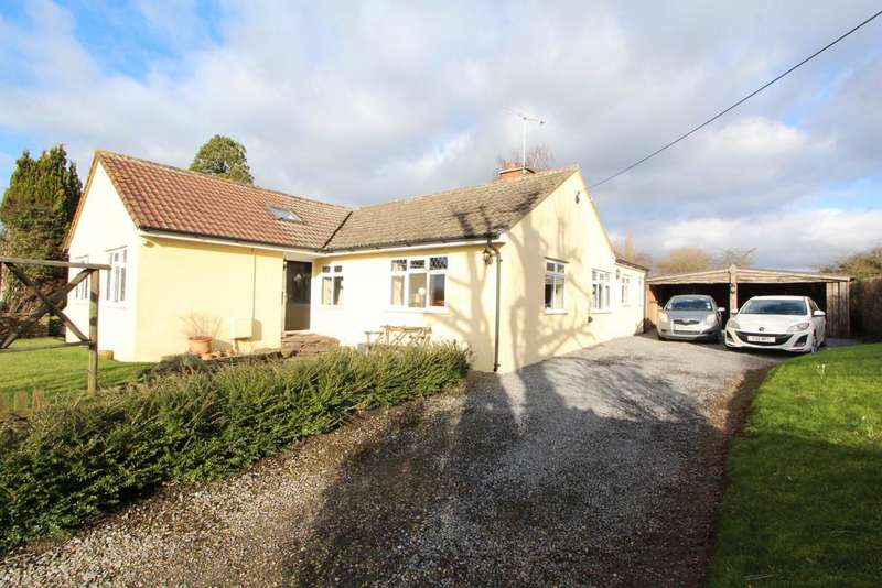 3 Bedrooms Detached Bungalow for sale in Superb rural location in Churchill
