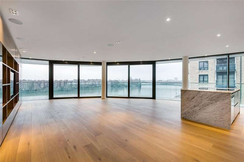 3 Bedrooms Flat for rent in Goldhurst House, Parr's Way, London