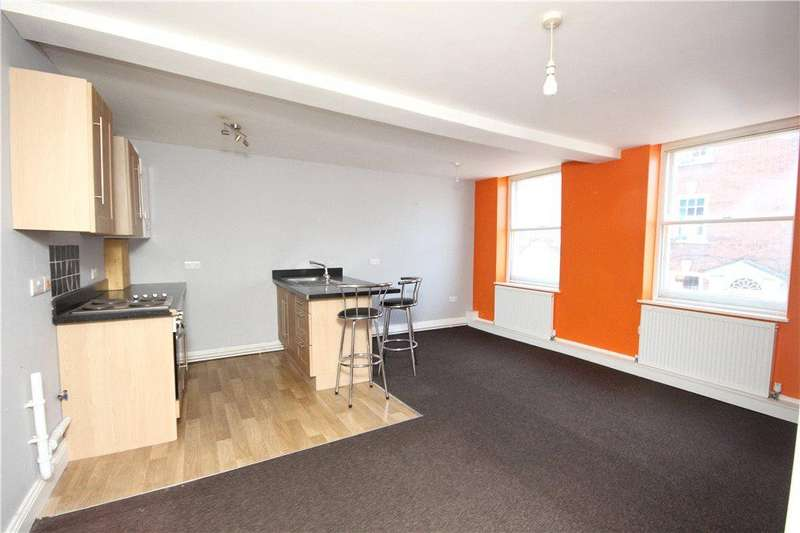 2 Bedrooms Apartment Flat for sale in Corve Street, Ludlow, Shropshire, SY8