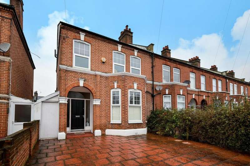 4 Bedrooms Terraced House for sale in St. Fillans Road, Catford
