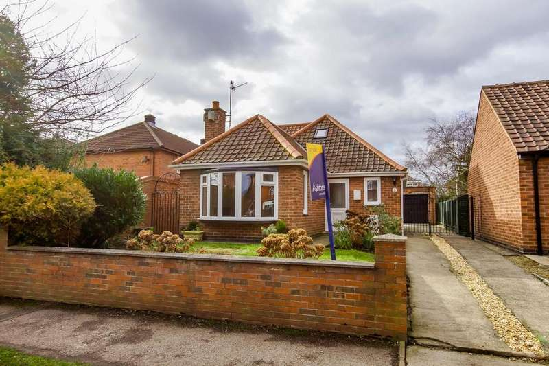 3 Bedrooms Detached Bungalow for sale in Hempland Lane, Heworth, YORK