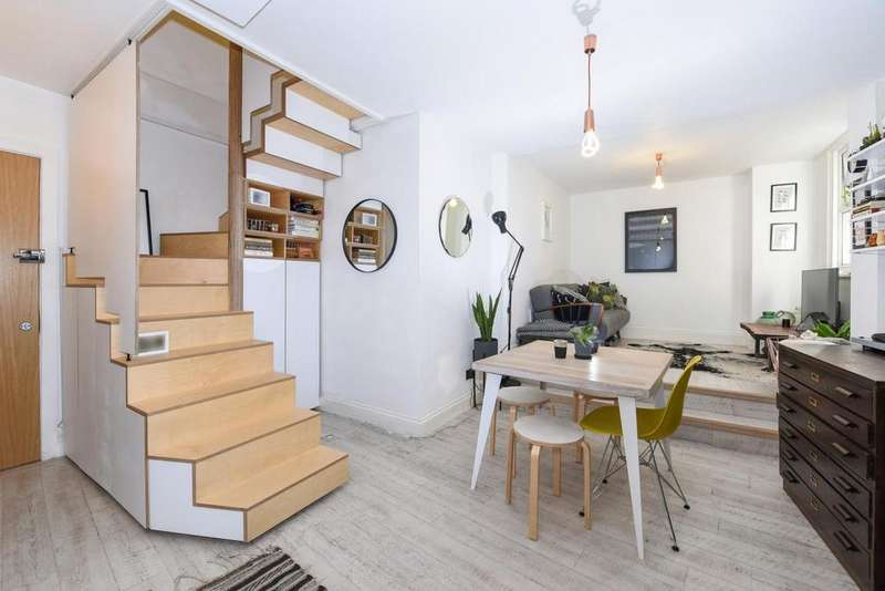 2 Bedrooms Flat for sale in Peckham High Street, Peckham