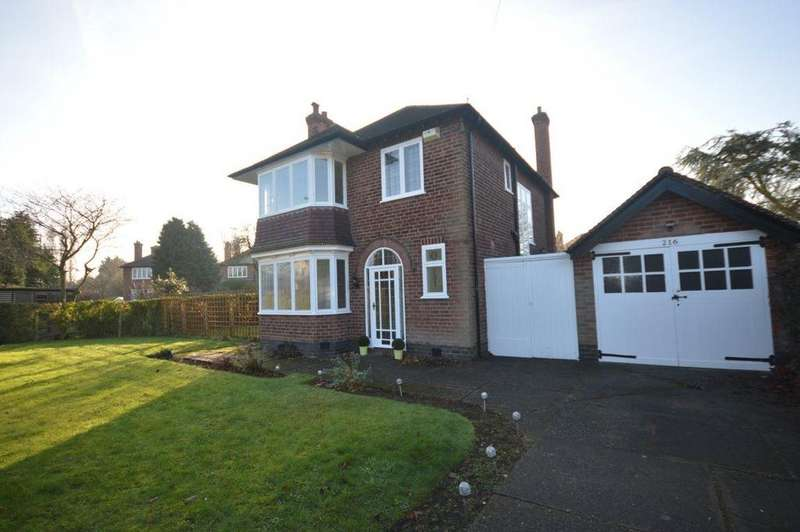 3 Bedrooms Detached House for rent in Radcliffe Road, West Bridgford