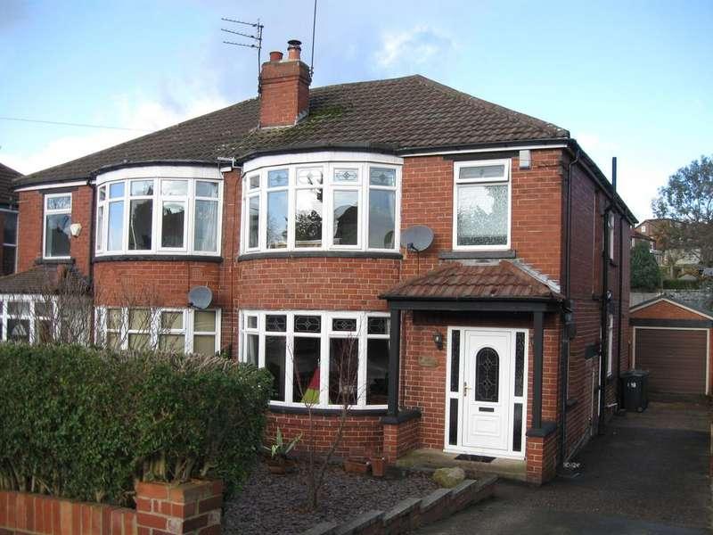 3 Bedrooms Semi Detached House for sale in Kedleston Road, Leeds LS8