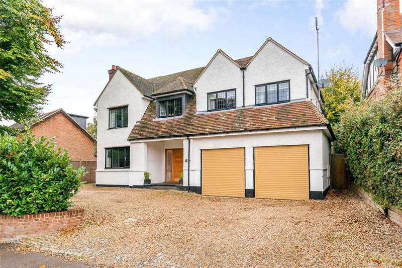 6 Bedrooms Detached House for sale in Crabtree Lane, Harpenden, Hertfordshire