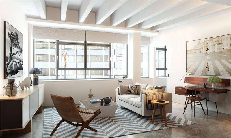 2 Bedrooms Flat for sale in Television Centre, 101 Wood Lane, London