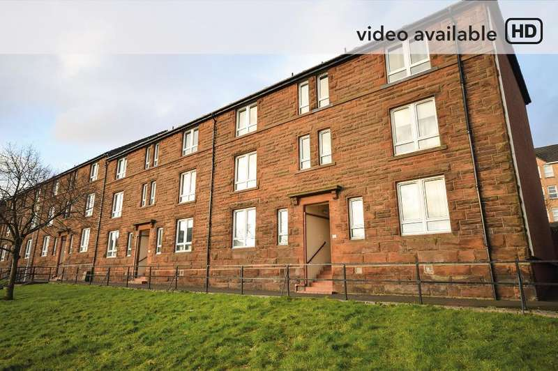 1 Bedroom Flat for sale in Gilbert Street, Flat 0/1, Yorkhill, Glasgow, G3 8PJ