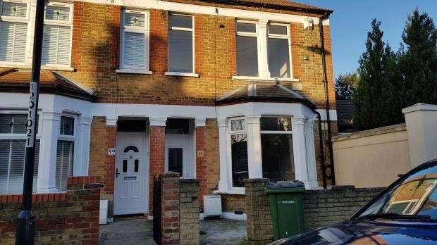 4 Bedrooms Terraced House for sale in Myrtledene Road, Abbey Wood, SE2