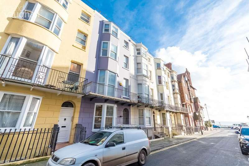 4 Bedrooms Terraced House for sale in Charlotte Street, Brighton, BN2