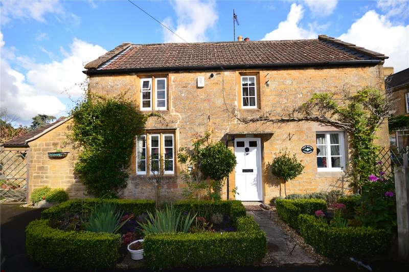2 Bedrooms House for sale in South Street, Montacute, Somerset, TA15