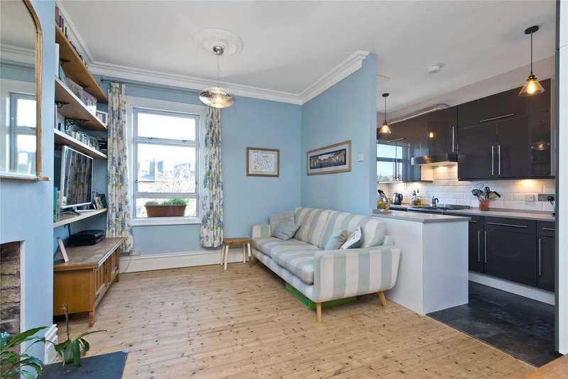 2 Bedrooms Maisonette Flat for sale in Engadine Street, Southfields, London, SW18