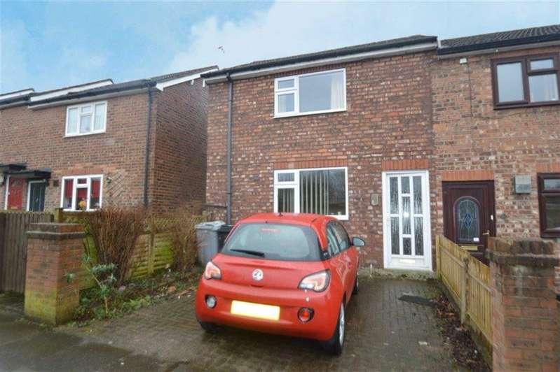 2 Bedrooms House for sale in Garden Street, Macclesfield