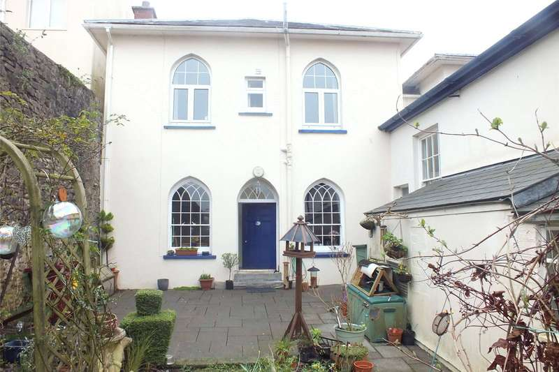 4 Bedrooms Terraced House for sale in The Olde School House, Victoria Road, Pembroke Dock, Pembrokeshire