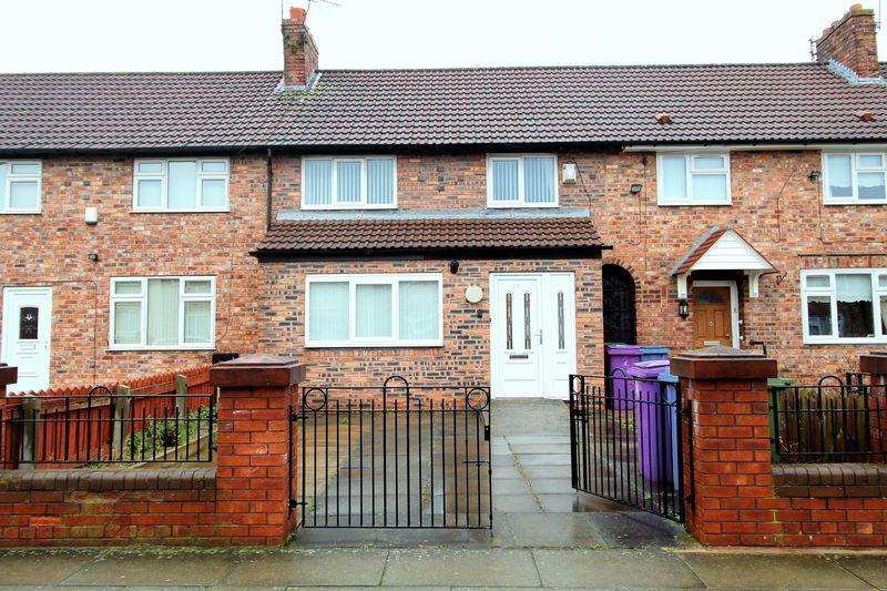 3 Bedrooms Terraced House for sale in Faversham Road, Liverpool