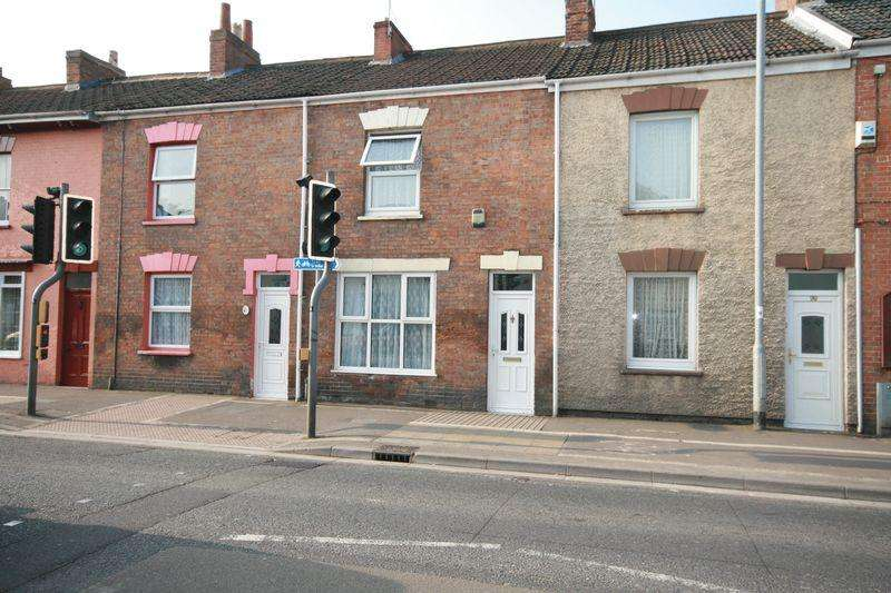3 Bedrooms Terraced House for sale in St. John Street, Bridgwater