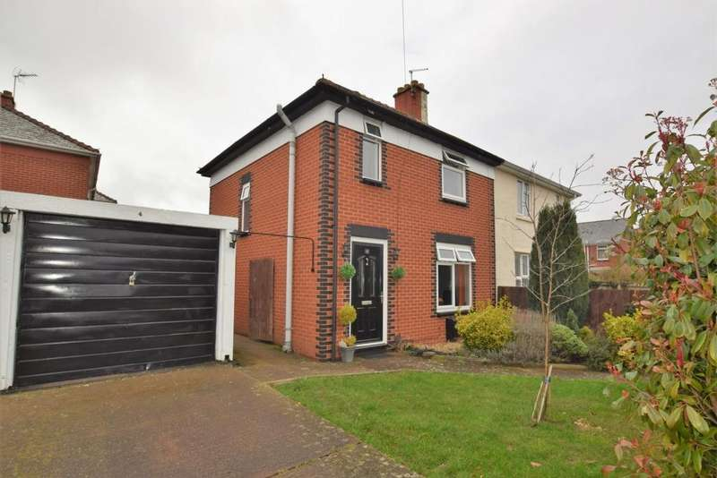 3 Bedrooms House for sale in Oak Road, St Thomas, EX4