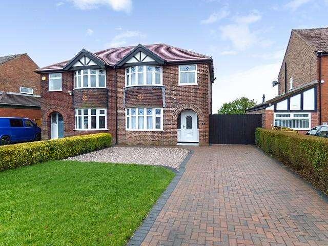 3 Bedrooms House for sale in Myddleton Lane, Winwick, Warrington