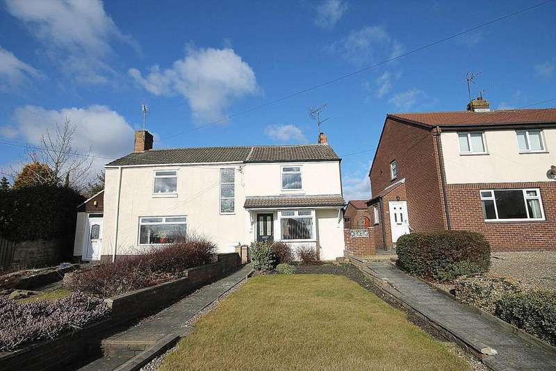 3 Bedrooms Semi Detached House for sale in Low Willington, Willington, Crook