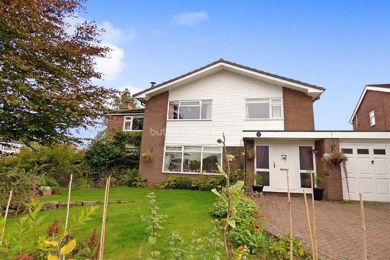 4 Bedrooms Detached House for sale in Elgin Avenue, Macclesfield